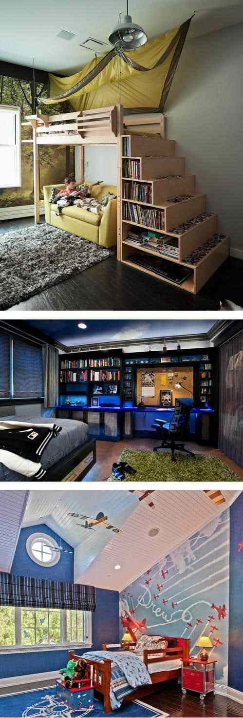 Best 12 Cool Bedroom Ideas For Boys Diy Cozy Home With Pictures