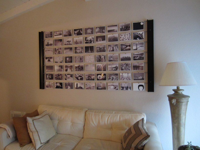 Best Diy Photo Wall Décor Idea Diyinspired Com With Pictures
