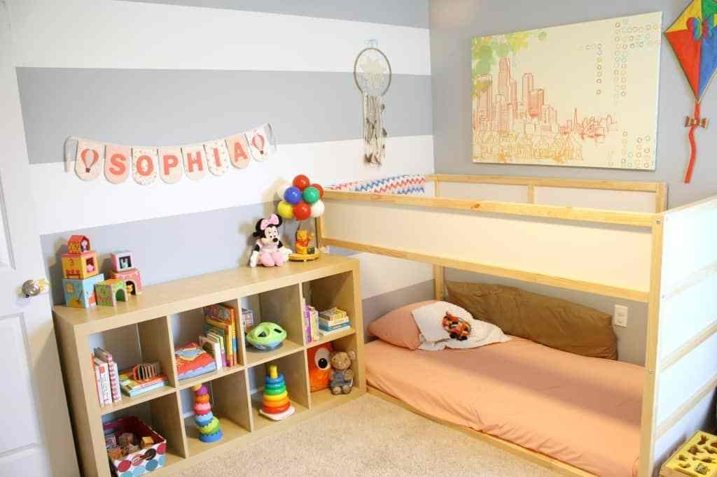 Best Montessori Bedroom Inspiration For Your Child • Diy Mama With Pictures