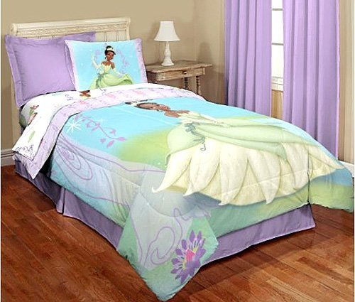 Best Discount Disney Princess And The Frog Twin Bedding Set With Pictures