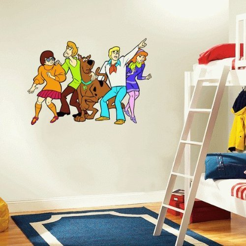 Best Scooby Doo Wall Decals Tktb With Pictures