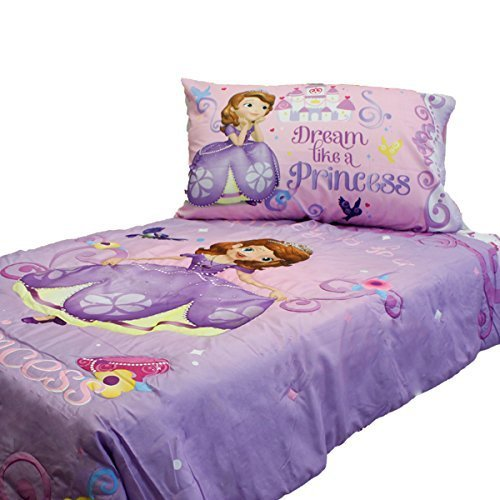 Best Disney Jr Princess Sofia The First 4 Piece Toddler With Pictures