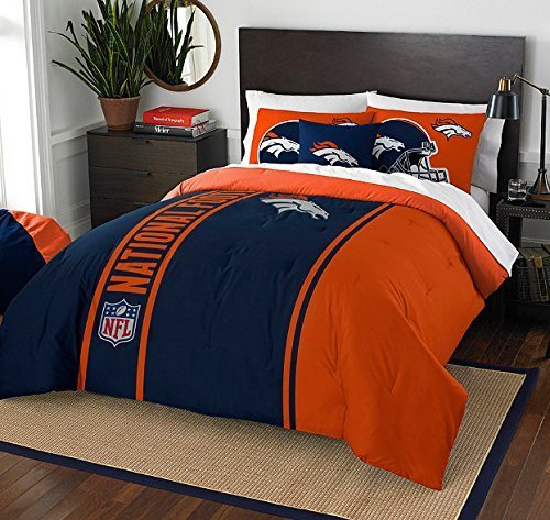 Best Denver Broncos Bedding Price Compare With Pictures