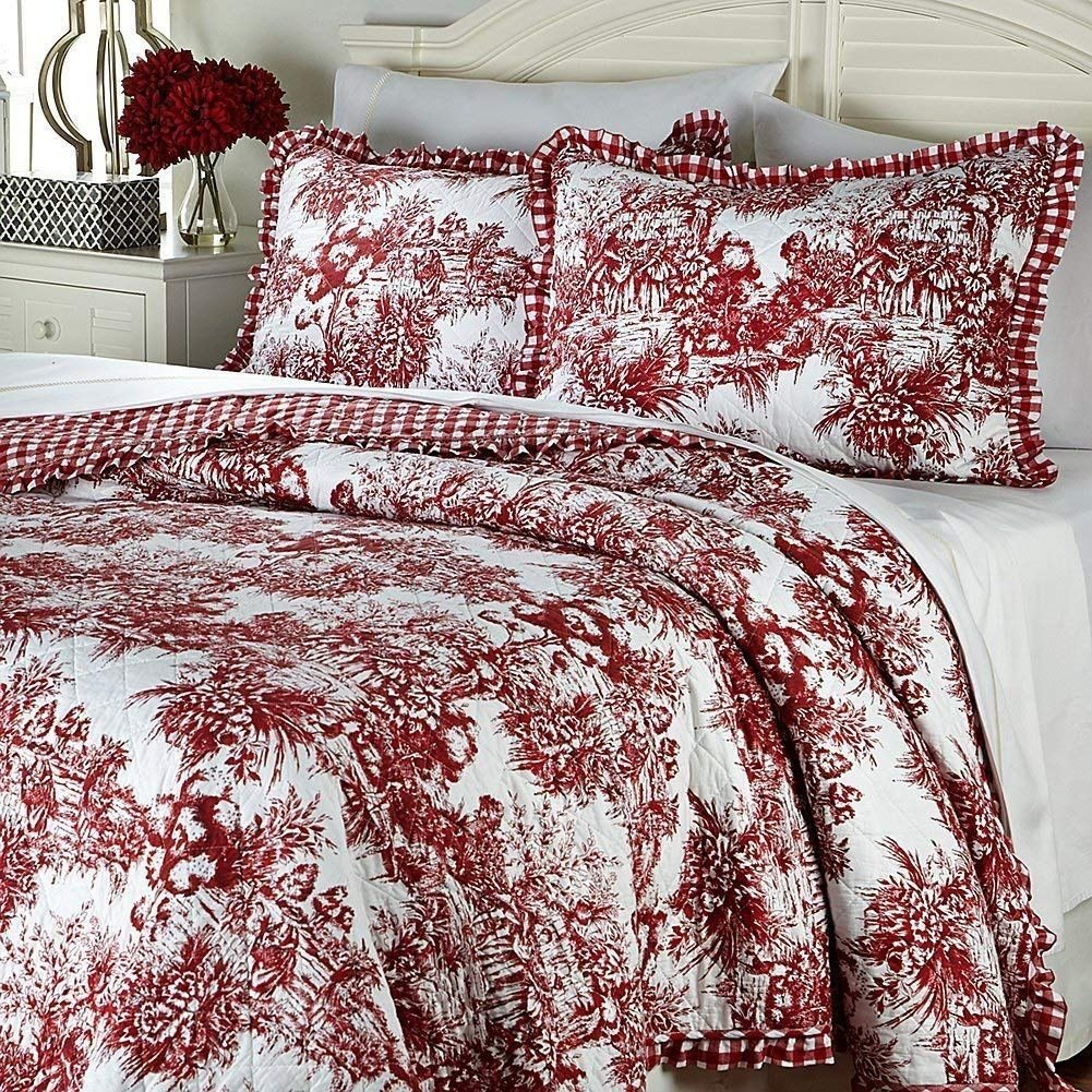 Best French Country Bedding Webnuggetz Com With Pictures
