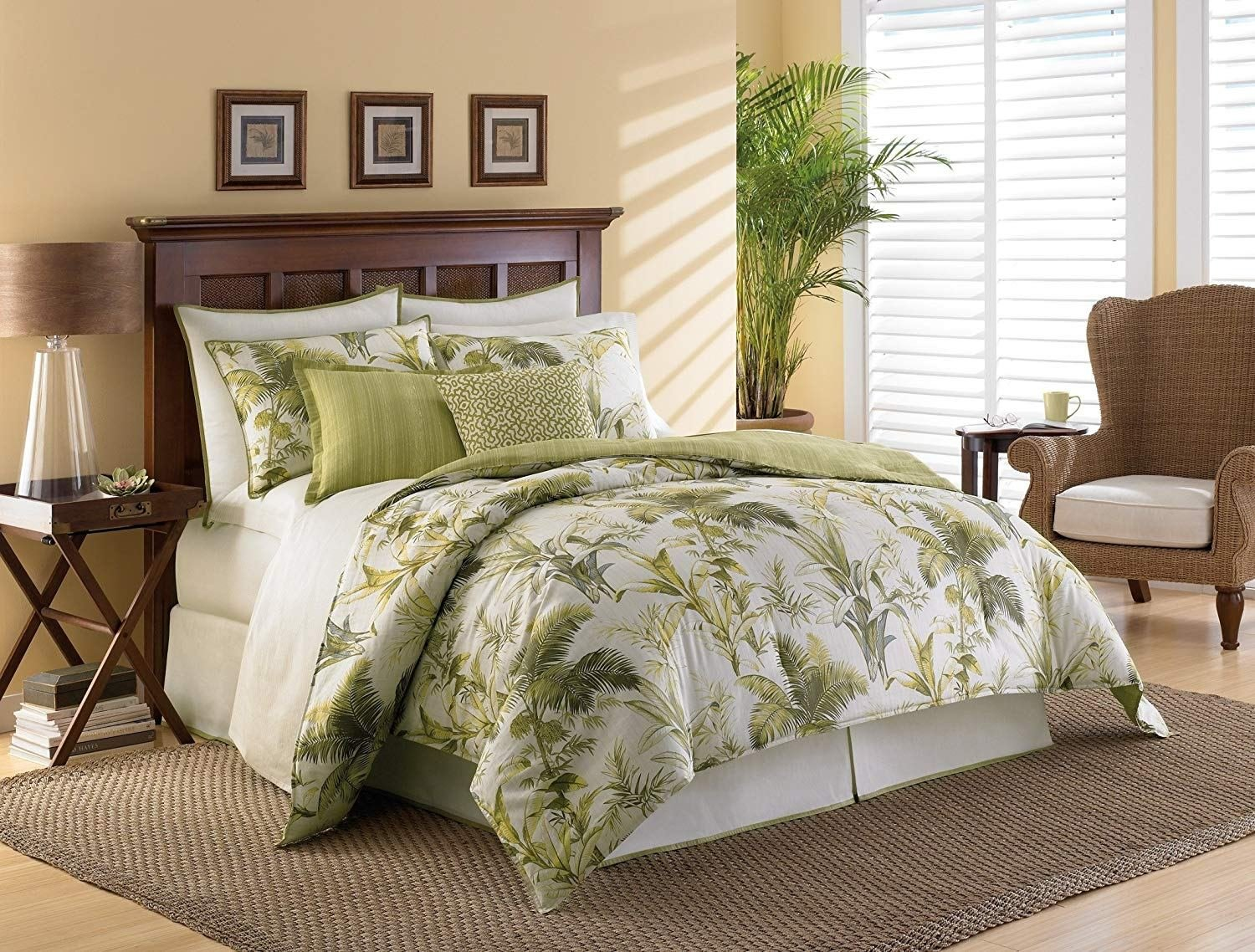 Best Green Bedding And Bedroom Decor Ideas With Pictures