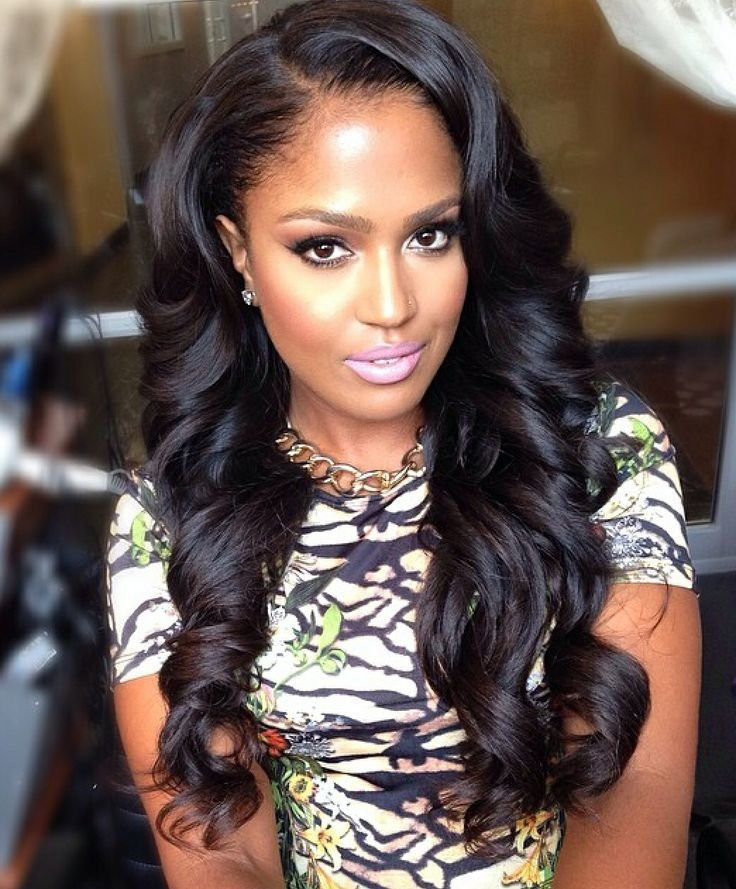 Free 20 Gorgeous Weave Hairstyles For Women Godfather Style Wallpaper