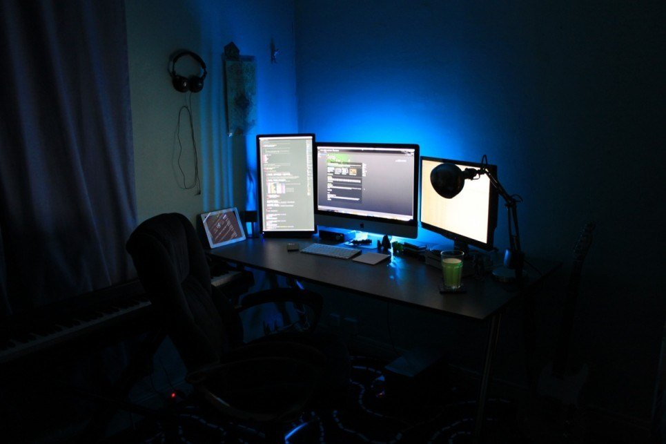 Best Gaming Room Exciting Gaming Setup Ideas For Your Lovely With Pictures