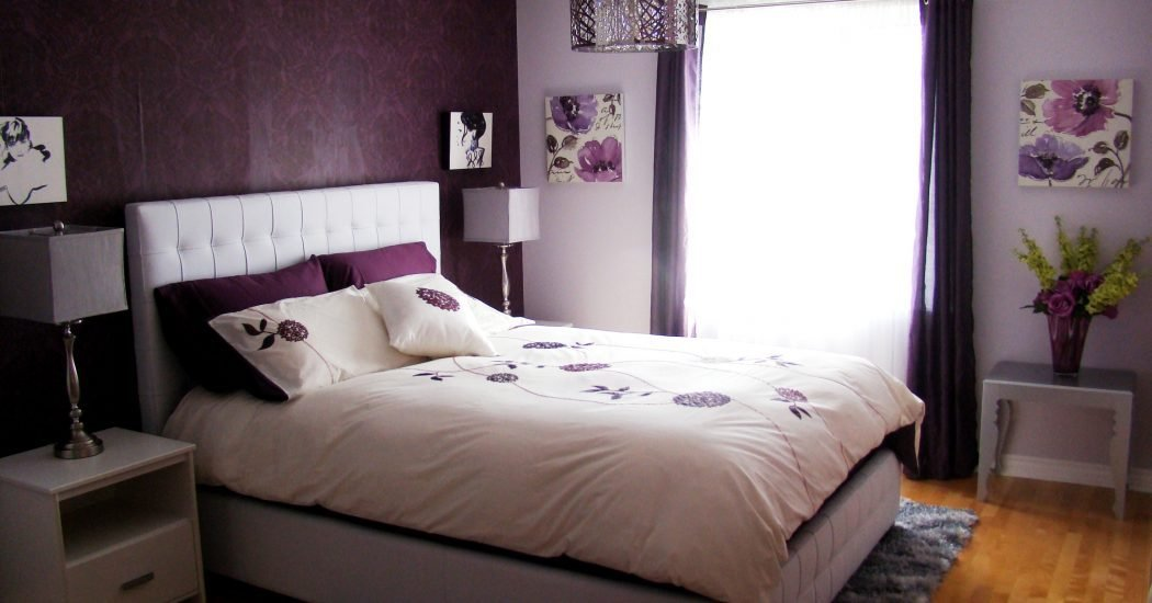 Best Simple Purple And Grey Bedroom Ideas – Greenvirals Style With Pictures