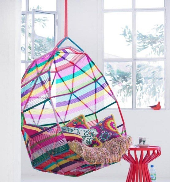 Best Hanging Chairs For Girls Bedrooms Home Interiors With Pictures