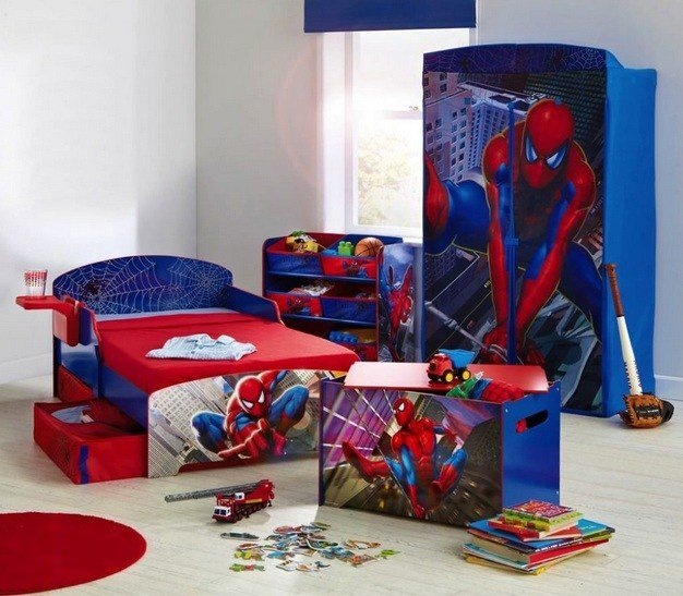 Best 20 Spiderman Bedroom Ideas For Boys Room Home Interiors With Pictures