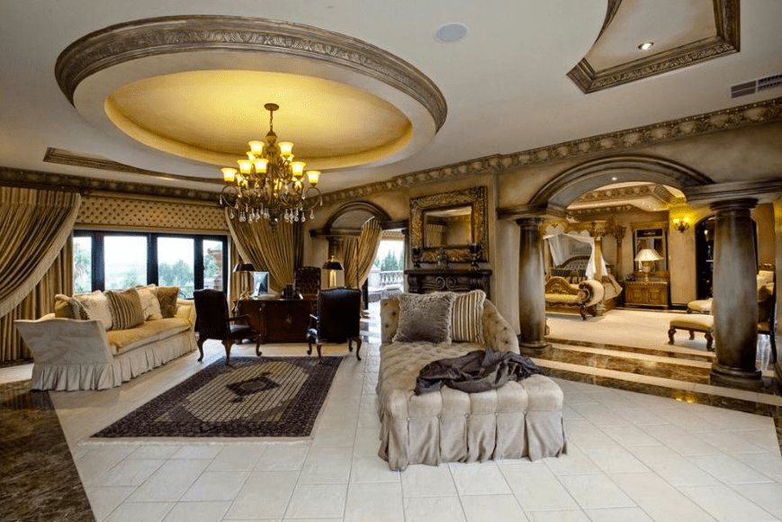 Best 21 000 Square Foot Mega Mansion In Midrand South Africa With Pictures