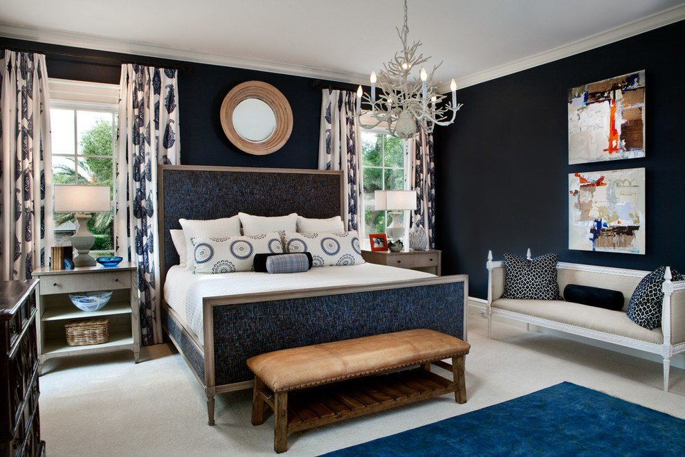 Best Blue And Grey Bedroom Ideas Home Delightful With Pictures