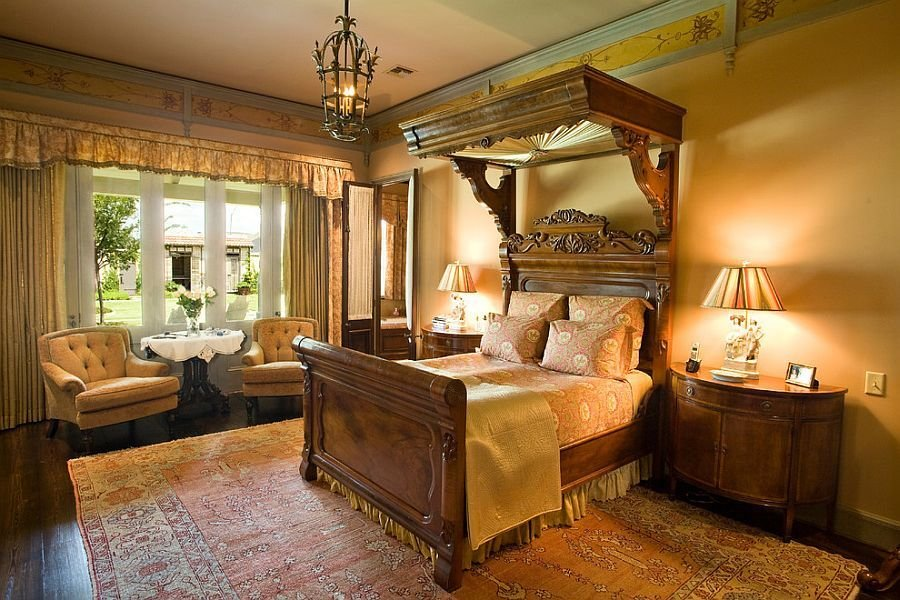 Best Decorating Trends 2017 Victorian Bedroom – House Interior With Pictures