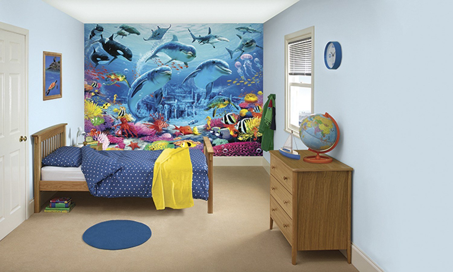 Best Dulux Kids Bedroom In A Box Groupon Goods With Pictures