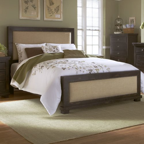Best Progressive Furniture Willow Upholstered Bed Reviews Wayfair With Pictures