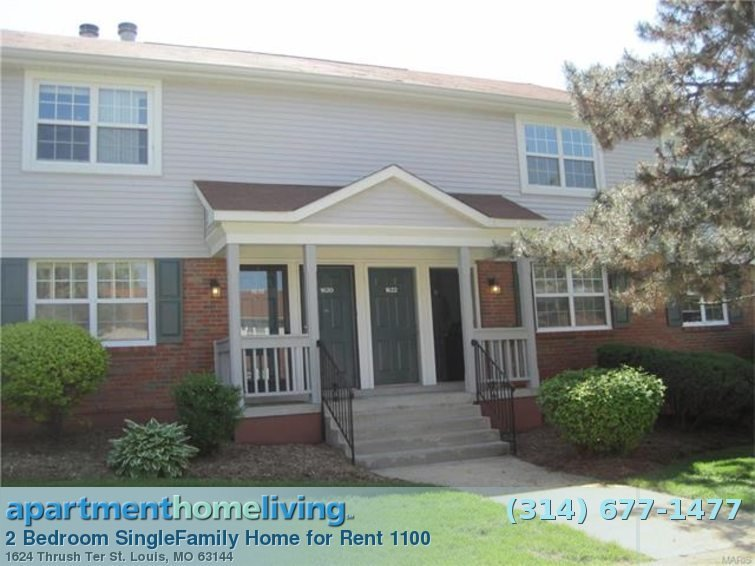 Best St Louis Homes For Rent From 1100 St Louis Mo With Pictures