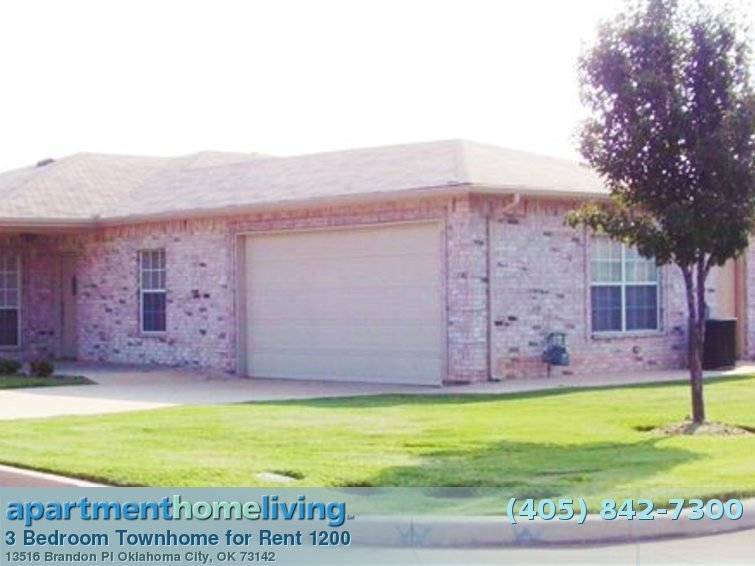 Best Townhome 3 Bedroom Oklahoma City Homes For Rent Oklahoma With Pictures