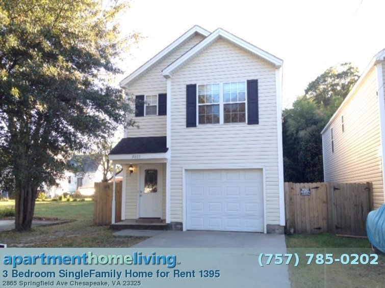 Best Garden 3 Bedroom Indian River Homes For Rent From 700 To 2000 Chesapeake Va With Pictures