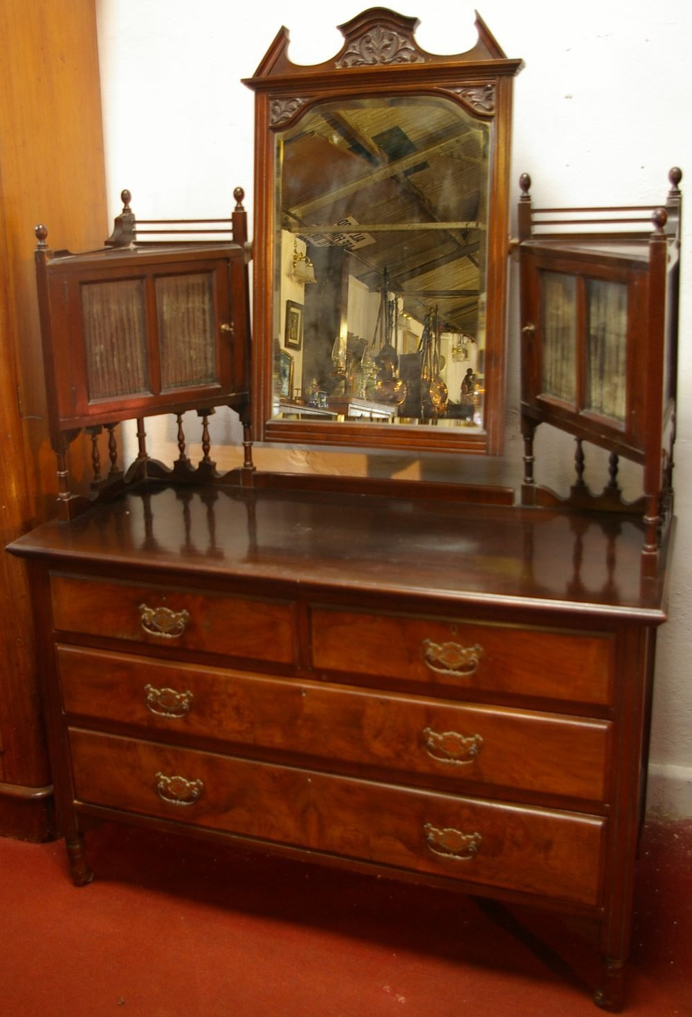 Best Edwardian Three Piece Bedroom Suite Antiques Atlas With Pictures