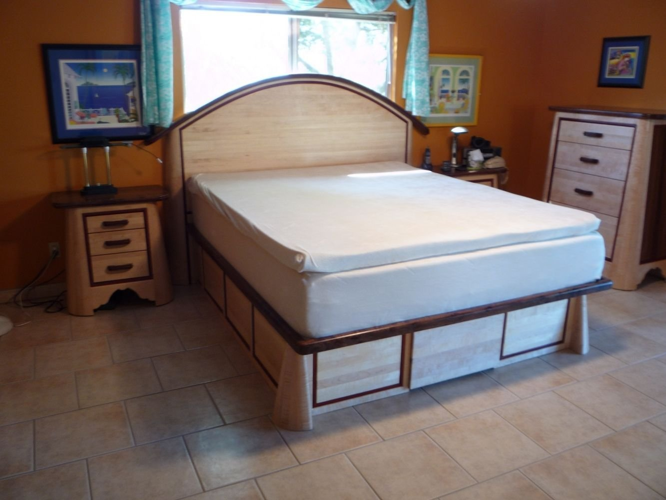 Best Hand Crafted Custom Bedroom Set By Natural Choice With Pictures