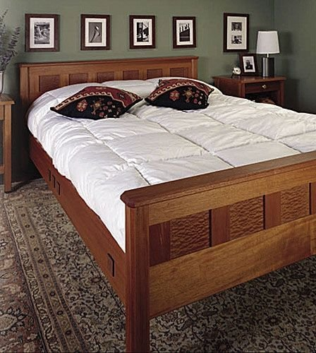 Best Custom Made Mahogany And Sapele Bedroom Furniture By Neal With Pictures