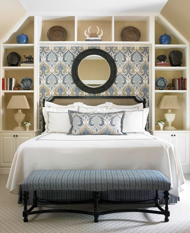 Best Stylish Storage Ideas For Small Bedrooms Traditional Home With Pictures