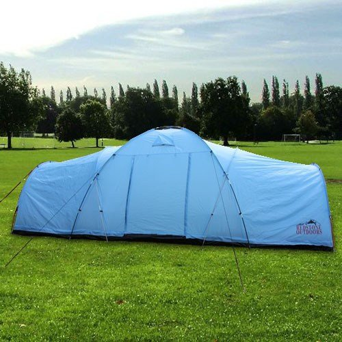 Best Silva 8 Man Tent Berth Person 2 Bedroom Pod Family With Pictures