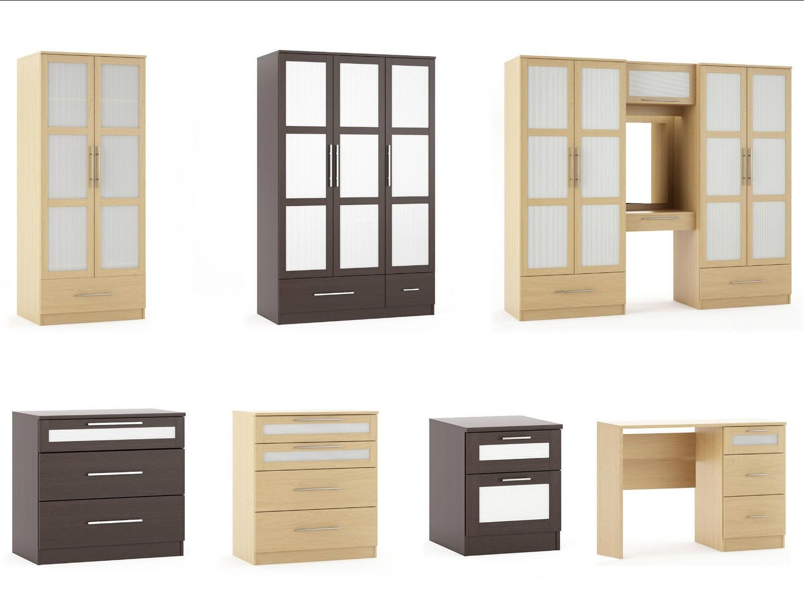 Best Argos Bedroom Furniture Oak Or Wenge Chests Drawers With Pictures