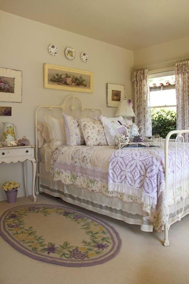 Best 25 Cool Shabby Chic Bedroom Design Ideas Interior G*D With Pictures