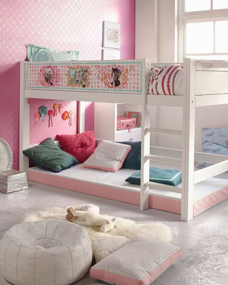Best Ideal Design Concepts For Loft Beds For Girls Small Room With Pictures