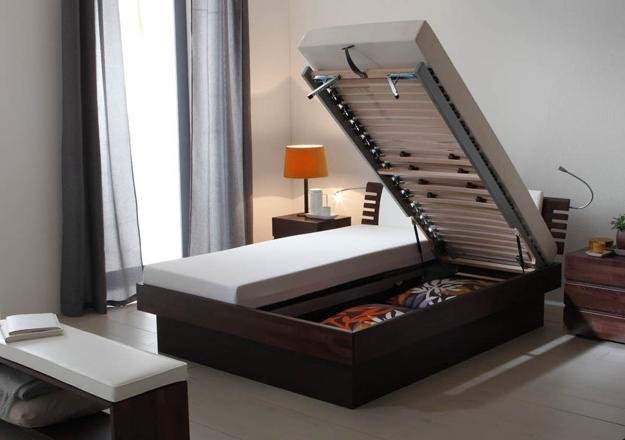 Best Bedroom Storage Ideas For Small Spaces Small Room With Pictures