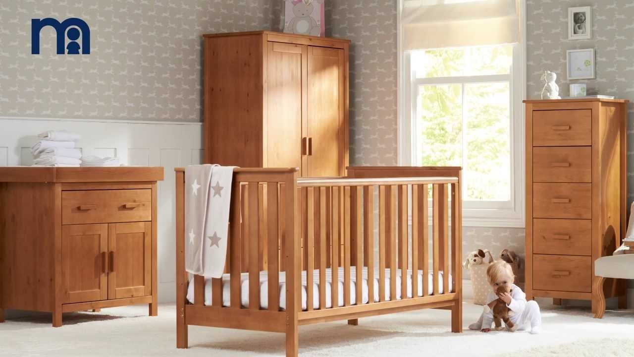 Best Mothercare Jamestown Nursery Furniture Collection Youtube With Pictures