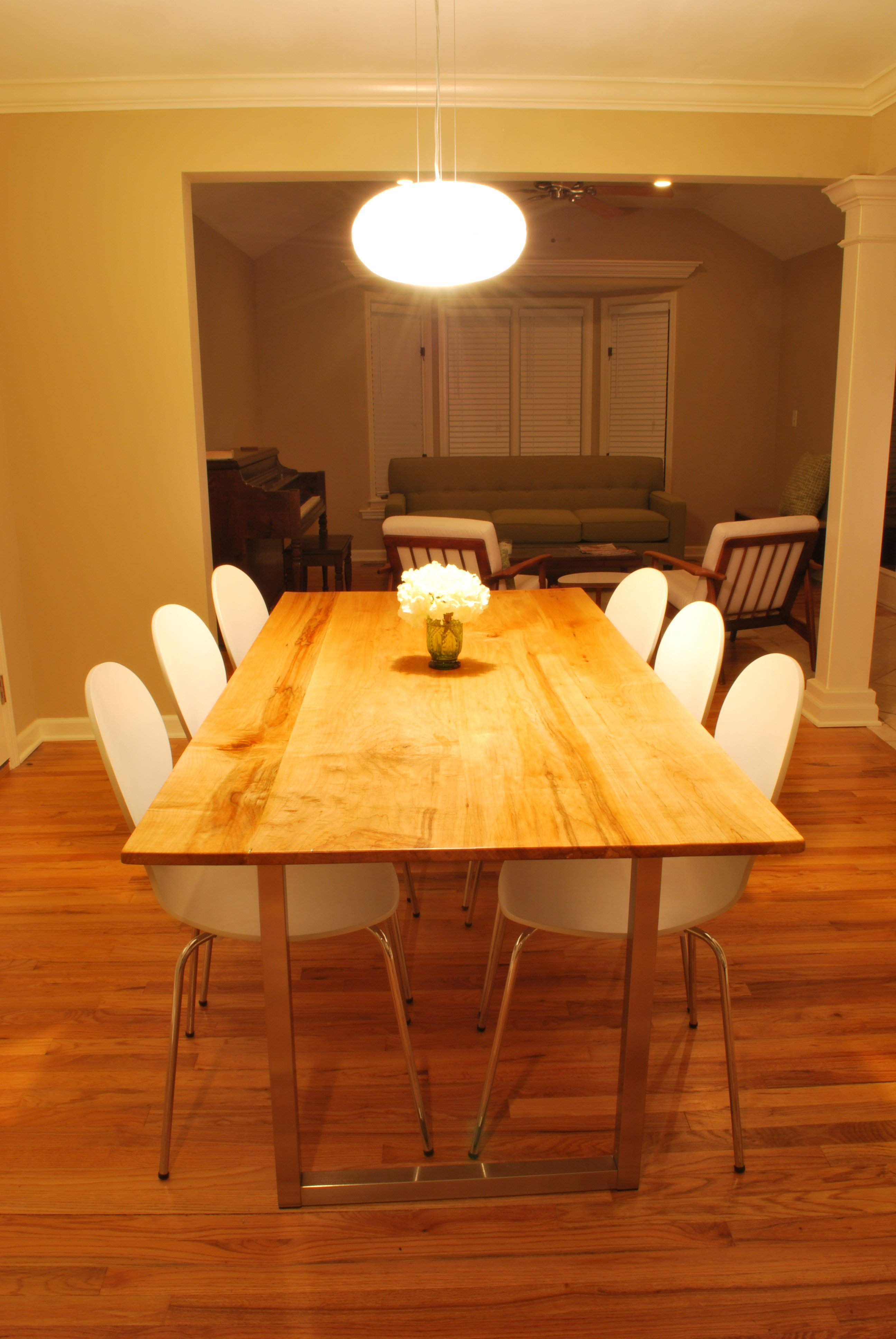 Best Diy The Perfect Dining Room Table The Suburban Urbanist With Pictures