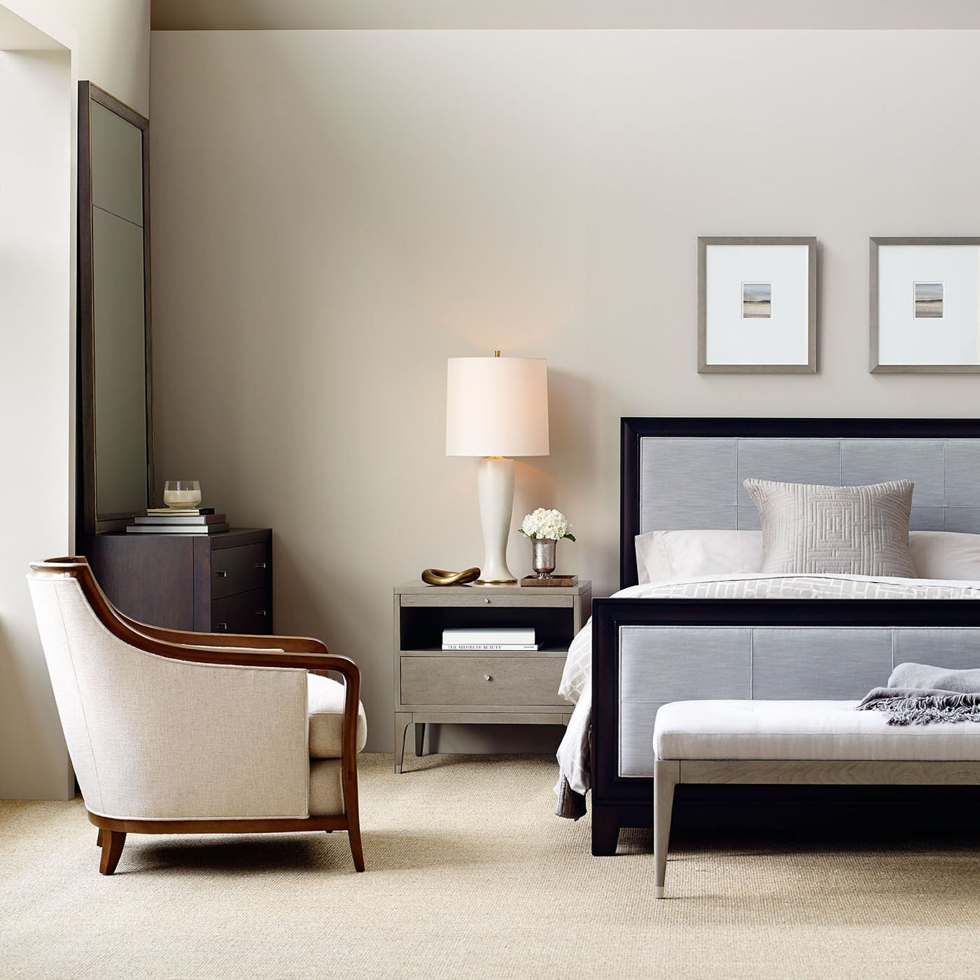 Best Chairs Bedroom Baker Furniture With Pictures