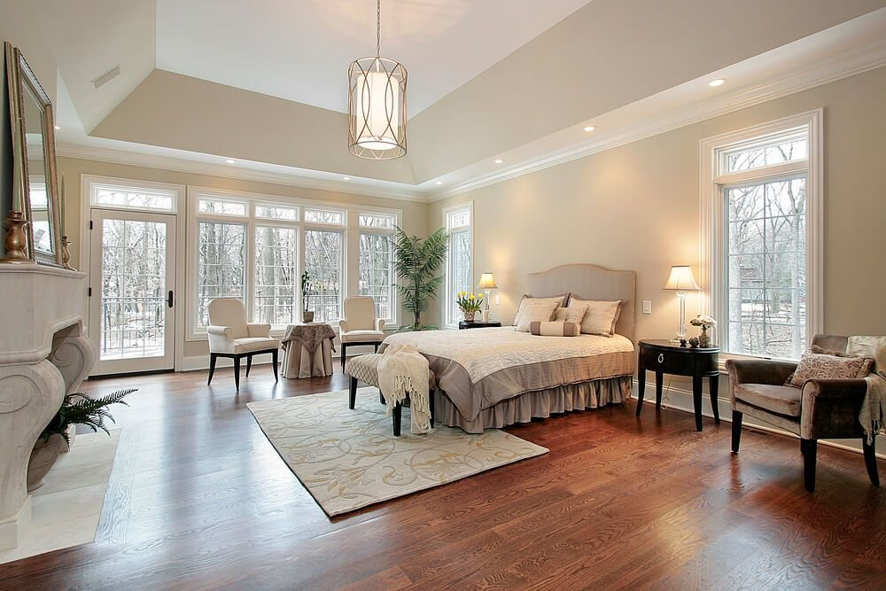 Best 65 Master Bedroom Designs From Luxury Rooms With Pictures
