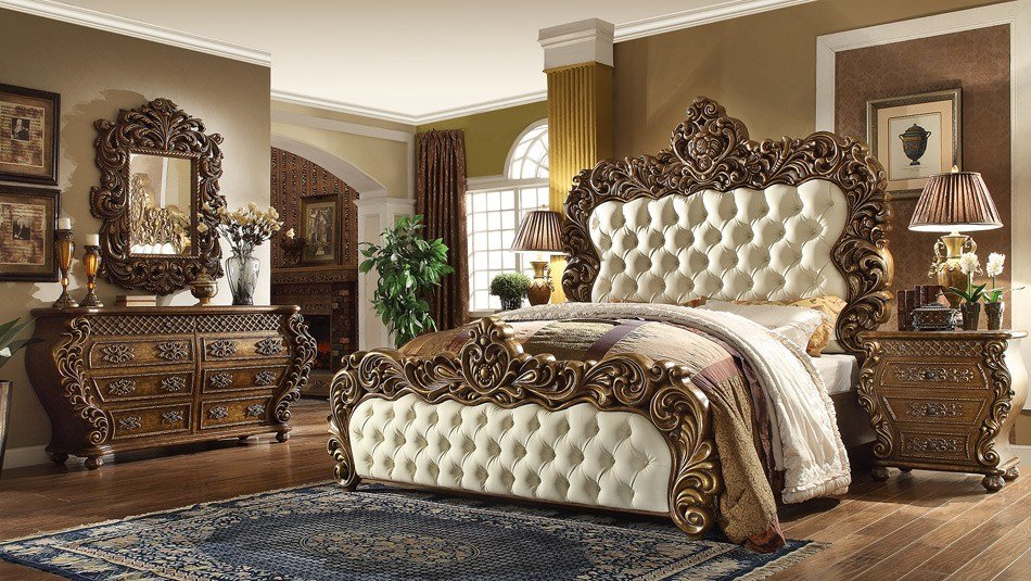 Best Beautiful Ornate Bedroom Set Lasalle Home Furniture With Pictures