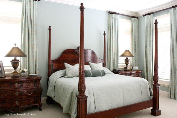 Best Soothing Bedroom Colors Benjamin Moore Silver Gray White Dove With Pictures