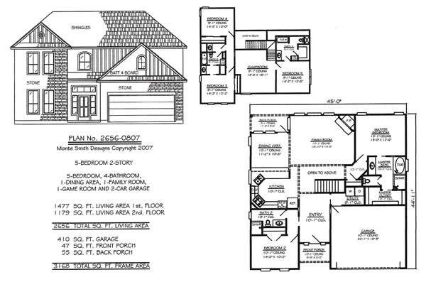Best 5 Bedroom To Estate Under 4500 Sq Ft With Pictures
