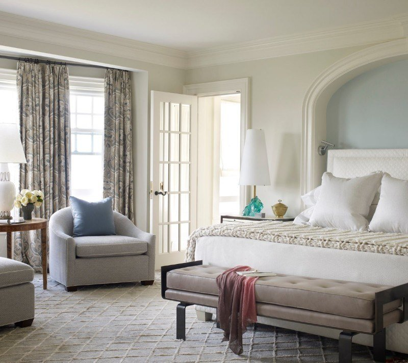 Best 30 Modern Master Bedrooms By Famous Interior Designers With Pictures