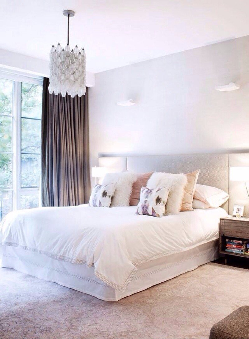 Best Pinterest's 10 Most Charming White Bedroom Designs With Pictures