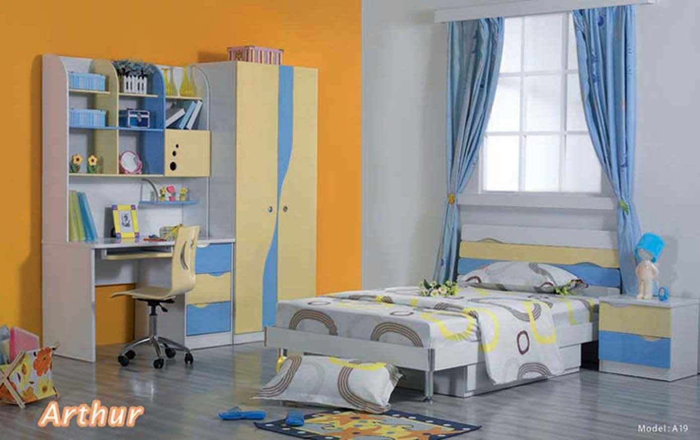 Best Kids Room Cupboard Designs Video And Photos With Pictures