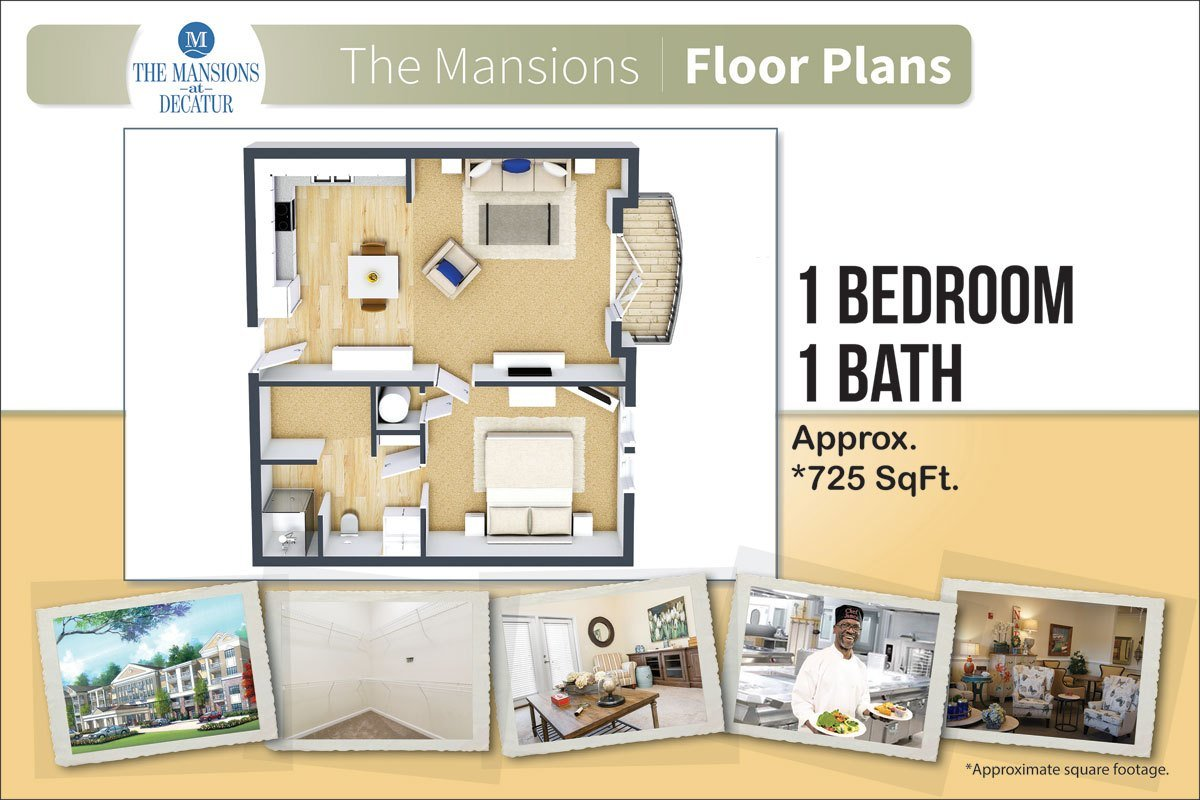 Best Decatur – Floor Plans Mansions Senior Living With Pictures Original 1024 x 768