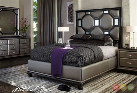 Best Contemporary King Bedroom Set Marceladick Com With Pictures