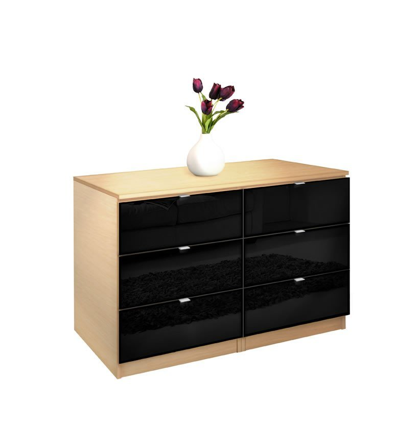 Best City Dresser 6 Drawer Dresser For Small Bedrooms With Pictures