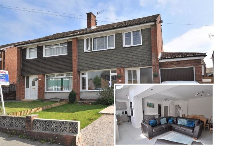 Best 3 Bedroom Semi Detached House For Sale In Mansell Avenue Michaelston Cardiff City Of Cardiff With Pictures