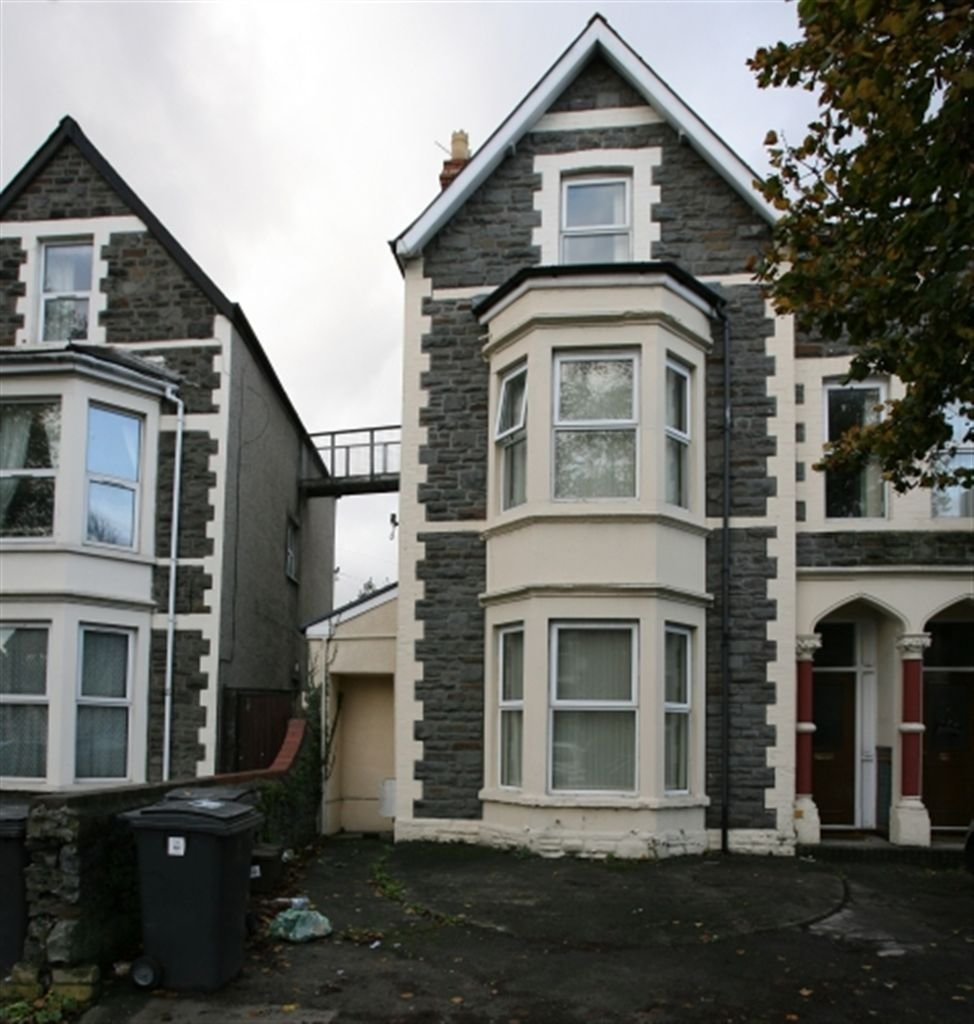 Best 2 Bedroom Flat To Rent In Richmond Road Cardiff Cf24 With Pictures