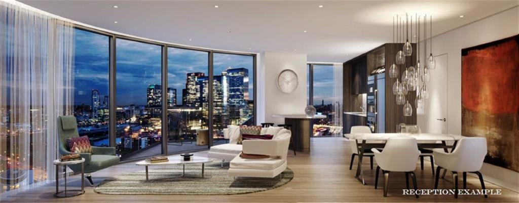 Best 1 Bedroom Apartment For Sale In Providence Tower Canary Wharf London E14 With Pictures