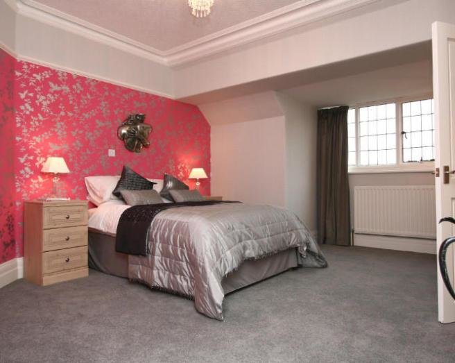 Best Pink Wallpaper Design Ideas Photos Inspiration Rightmove Home Ideas With Pictures