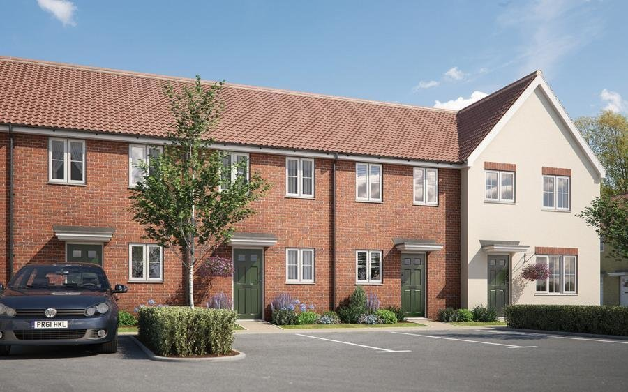 Best 2 Bedroom House For Sale In Pilgrims Place Littlebourne With Pictures