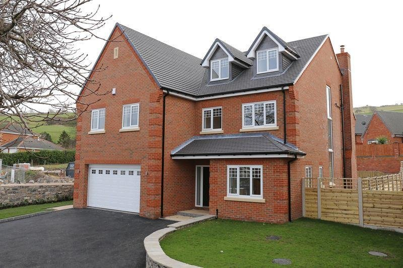 Best 5 Bedroom Detached House For Sale In New Build Gronant With Pictures